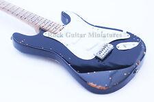 RGM621 Eric Clapton Blackie Miniature Guitar