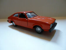 LUSO TOYS  Ford capri mk II  1/43 eme  Orange Neuve