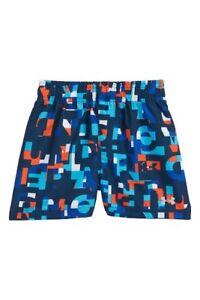 6ce4ca7ba1 Under Armour Infant Toddler Boy's Word Press Swim Shorts Trunks ...
