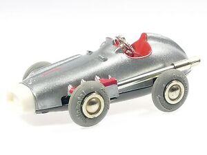 Schuco-Micro-Racer-Mercedes-2-5-L-silber-grau-163