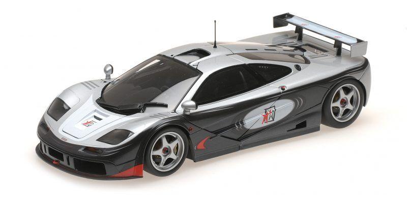 McLaren F1 Gtr Adrenaline Program 1 18 Model MINICHAMPS