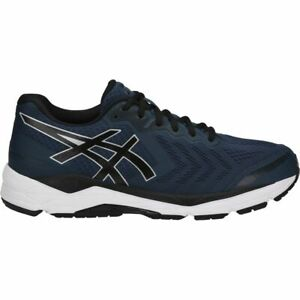 asics mens running trainers 4e