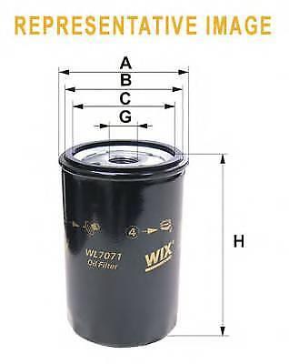 Wix Filters WF8277 Filtro carburante