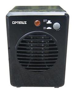 Image Is Loading Optimus 300w Mini Home Office Ceramic Portable Heater