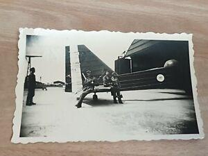 Foto-Flugzeug-frankreich-WW2
