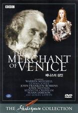 Shakespeare - The Merchant of Venice - Warren Mitchell - BBC Collection DVD