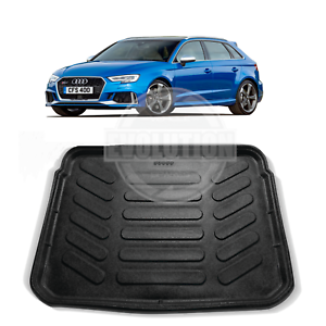 AUDI S3 RS3 2013-2019 Tailored Boot tray liner car mat ...