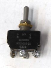 CUTLER HAMMER 8820K16 TOGGLE SWITCH, ON-OFF-ON, 20 AMPS