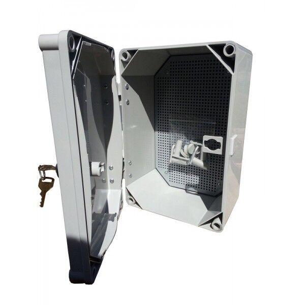 Schaltschrank UNI-mini mit Schloss AP IP65 IP65 IP65 Industriegehäuse 43.01 E-P 5900  | Bestellungen Sind Willkommen  78515e