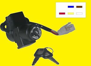 Kawasaki-Z-750-H4-LTD-1983-0750-CC-Ignition-Switch