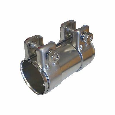 Verbinderschelle für Auspuffreparatur Ø-selbst wählen L=125mm verzinkt