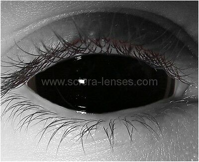 Sclera Lenses / Sclera Kontaktlinsen 22mm - 19 color/farbe available - 2 pcs