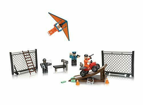 Action Collection - Jailbreak: Great Escape Playset [Includes Exclusive Virtual