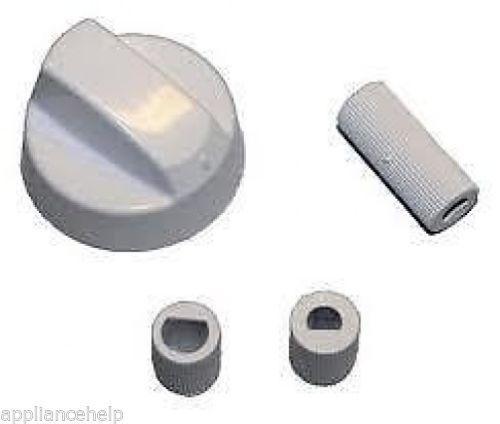 piano cottura Manopola di controllo BIANCO Universal CANNON Fornello Forno