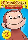 Curious George Monkey Collection V 1 - DVD Region 1