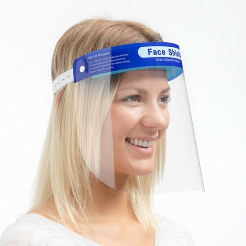 1x Schutzschild Schutzschirm Gesichtsschutz Gesichtsschutzschirm Augenschutz Vis