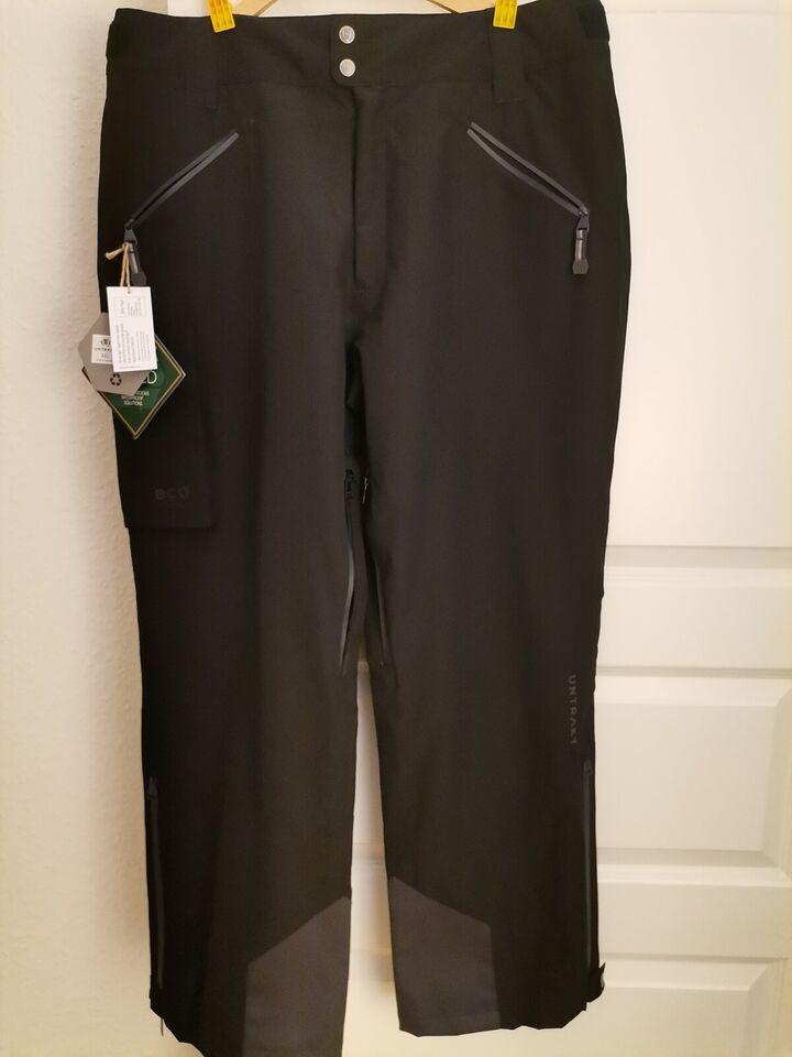 Bukser, Ski/fritidsbukser, Untrakt
