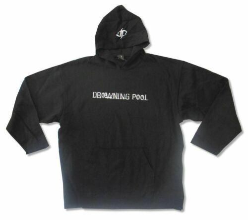 Drowning Pool Sinner 2001 Hoodie Licensed Authentic Hooded Shirt Bodies