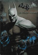Batman Arkham City: Armored Edition SteelBook - G1 [Video Game Metal Case] NEW