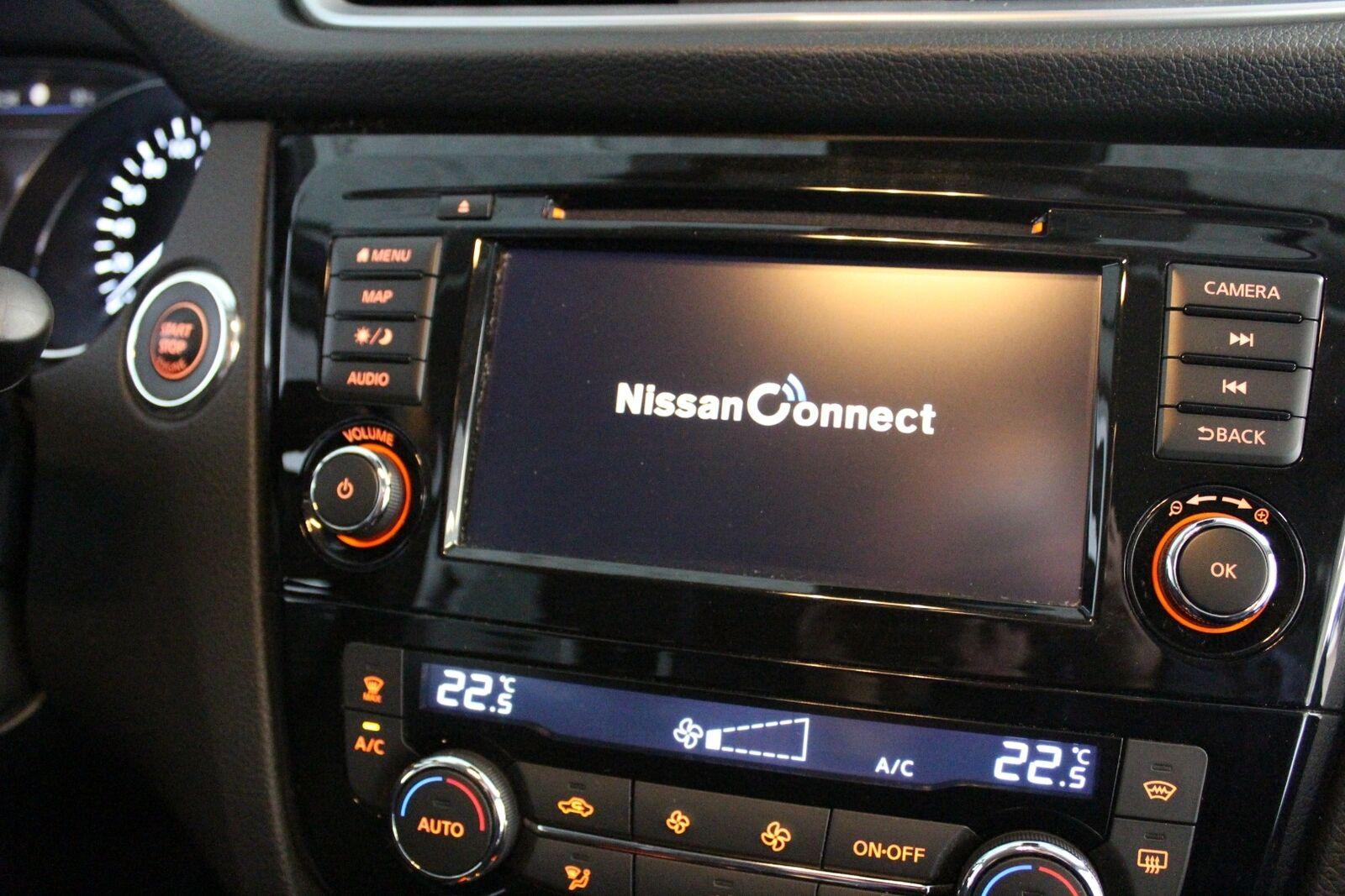 Nissan Qashqai 1,5 dCi 115 N-Connecta DCT