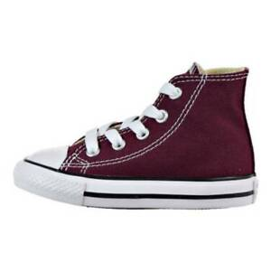 db3824313d7893 Image is loading Converse-All-Star-Chuck-Taylor-739784F-Burgundy-Toddler-