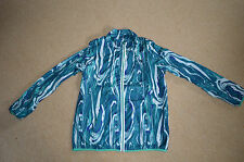 womens ladies YAS sports training zip jacket,coat,jumper,gym, size 10/ small