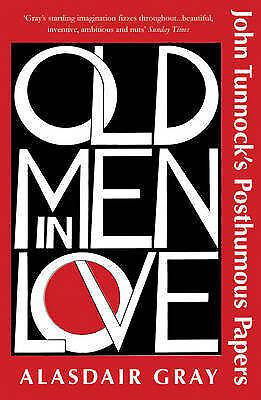 1 of 1 - Gray Alasdair-Old Men In Love  BOOK NEW