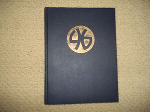 1946-WOODMERE-HIGH-SCHOOL-YEARBOOK-WOODMERE-NY-PATCHES