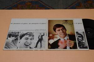 MORANDI-LP-GIANNI-3-1-ST-ORIGINALE-1965-GATEFOLD-FOTO-POSTER