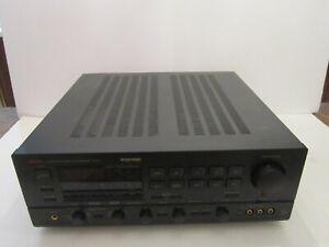 LUXMAN RV-371 AV-RECEIVER SURROUND SOUND AM/FM