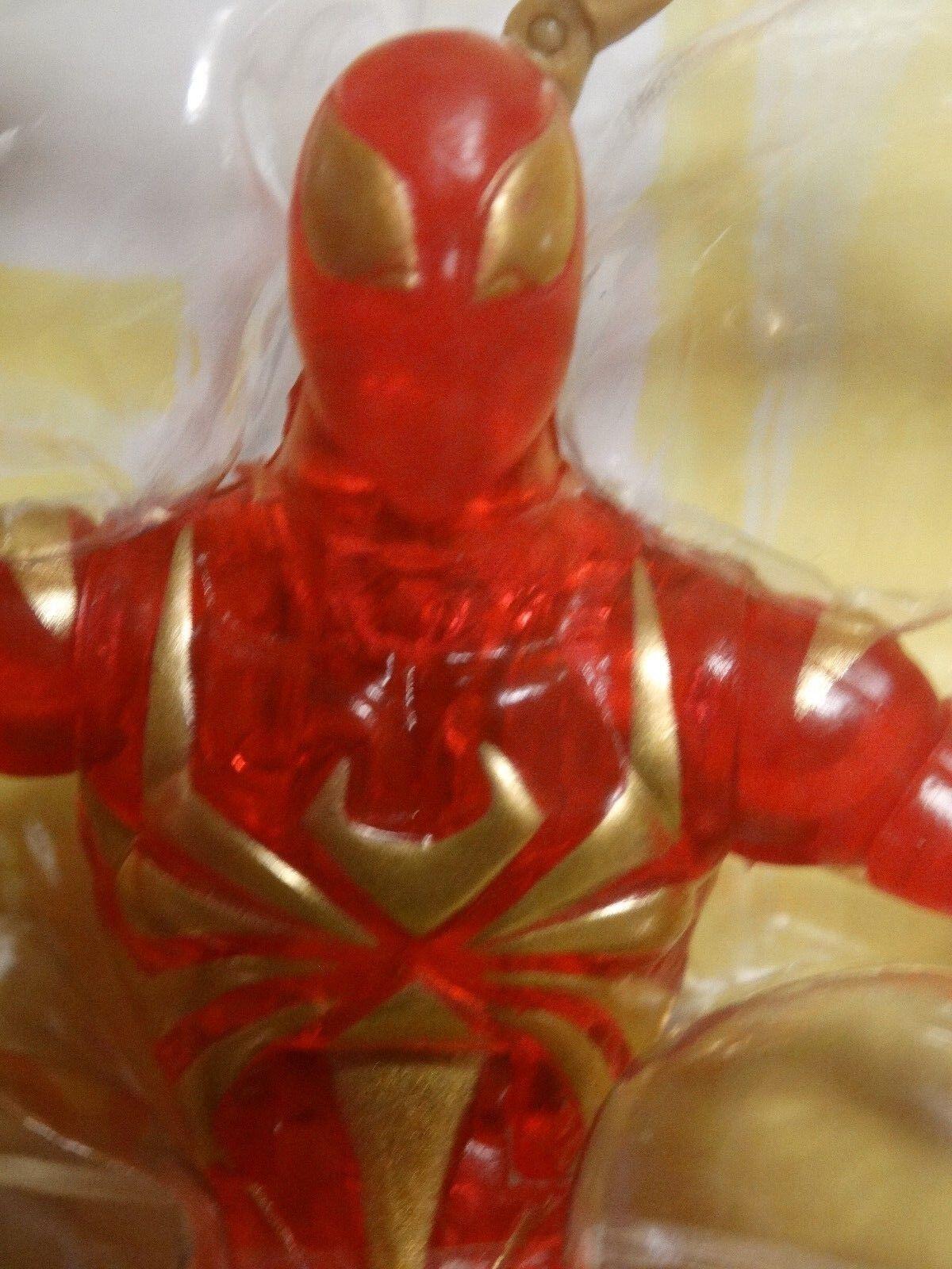 Marvel - legenden skala durchscheinende eisen - spider - man - mip.homecoming - stark