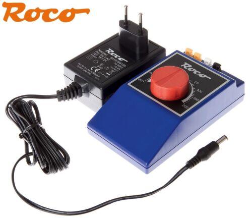 Roco 10788 Fahrregler mit Netzteil NEU