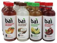 Bai - Antioxidant Infused Beverage Mountainside Variety Pack - 12 Bottle(s) on Sale