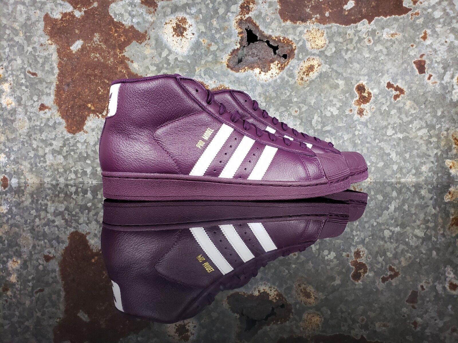 Adidas originali (modello ac7646 borgogna rosso - bianco - oro mens szs 9,9.5,12   una grande varietà    Maschio/Ragazze Scarpa