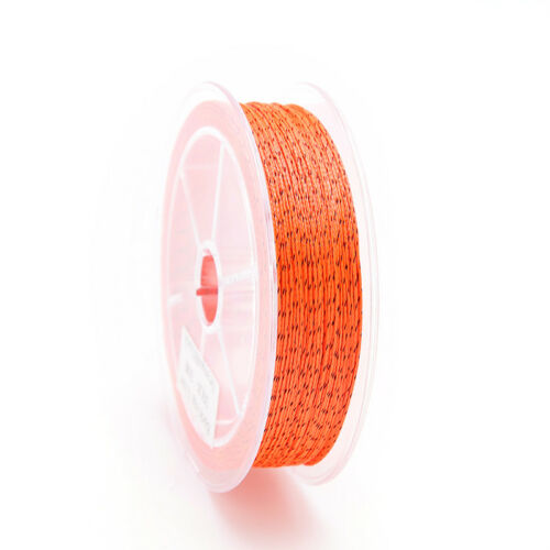 20//30LB Line Backing White Orange Yellow Braided Fly Fishing Trout Line/&LooD LXG
