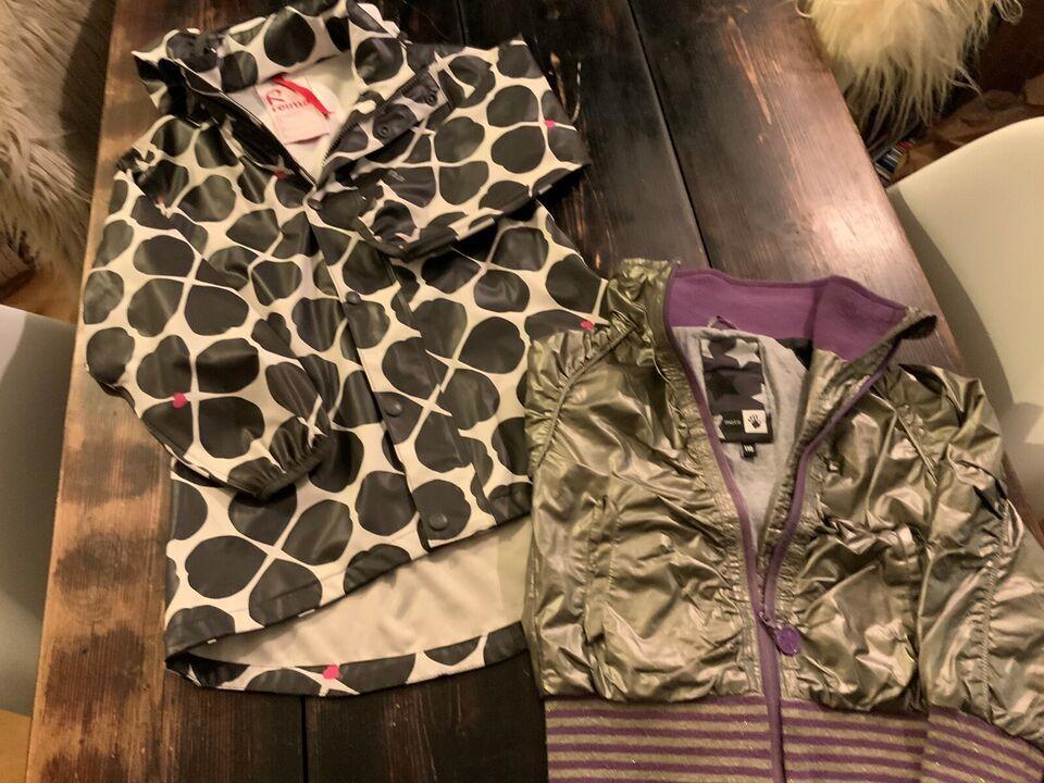 Regntøj, Reima regnfrakke & MOLO jakke, Reima & MOLO