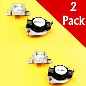 897710 8318314 PS334387 Thermal  Cut Out Kit- EA334387 2 Pack AH334387