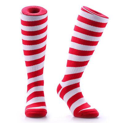 WohltäTig Samson® Candy Cane Christmas Socks Festive Stocking Thick Thermal Cosy Warm Kids