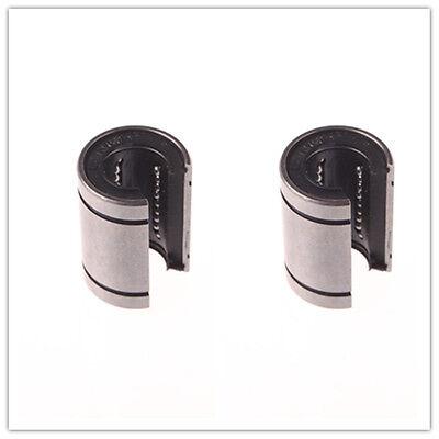 1pcs LME40UUOP 40mm Open Linear Ball Bearing  40x62x80mm for 3D Printer CNC
