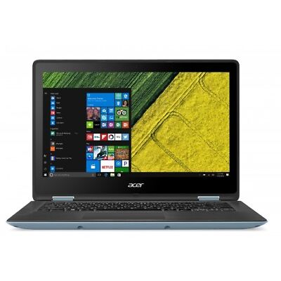 *B-WARE* Acer Spin 1 2-in-1 Notebook eMMC Windows 10 Laptop Tablet SP113-31-C17E