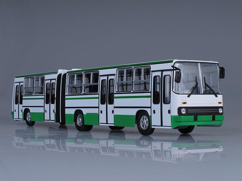 Bus de modelo de escala 1 43 de puerta planetario Ikarus 280.64 (Moscú)
