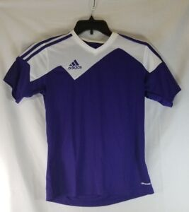 Details about Adidas Performance Purple Toque 13 Soccer Jersey Youth Large NEW