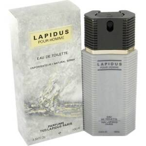 TED-LAPIDUS-POUR-HOMME-100ML-EAU-DE-TOILETTE-SPRAY-BRAND-NEW-amp-BOXED