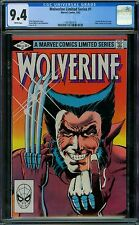 Wolverine Limited Series 1 CGC 9.4 - White Pages
