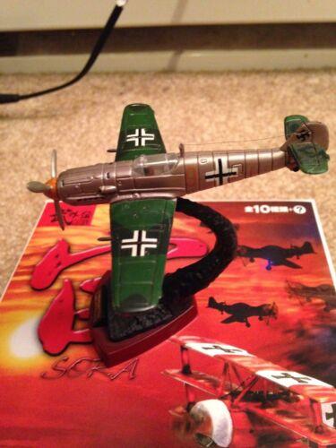 WW2 German Messerschmidt Model Plane with Display Stand NIB