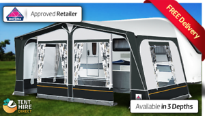 SIZE 10 NEW 2020 DOREMA DAYTONA XL270 FULL CARAVAN AWNING ...