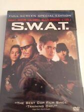 S.W.A.T. DVD Samuel L. Jackson; Collin Farrell Full Screen Special Edition New