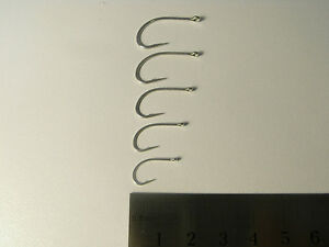 Mustad-Signature-C47SNP-DT-Saltwater-Shrimp-Fly-Tying-Hooks-in-1-2-4-6-or-8