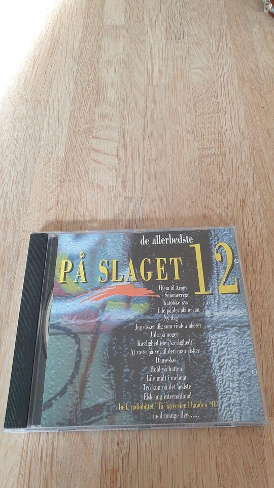 På Slaget 12: De Allerbedste (Dobbelt Album), pop