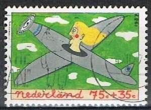 Nederland-plaatfout-gestempeld-1390PM-los-01
